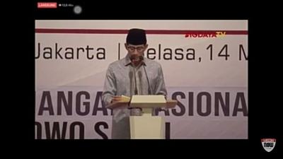 BPN Menggelar Simposium Mengungkap Fakta Kecurangan Pemilu 2019, What Next?