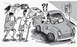 3 Alasan Tidak Memberi Sedekah Kepada Pengemis di Jalan Raya