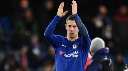 Chelsea: Terimakasih Eden Hazard