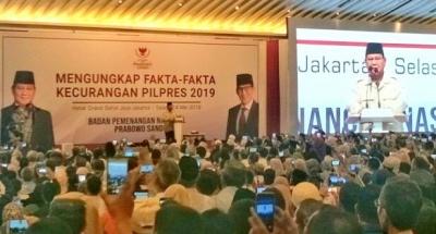 Tulis Surat Wasiat, Prabowo Gagal Bikin Kejutan