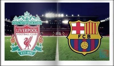 Liverpool Vs Barcelona The Reds Berharap Dewi Fortuna bersama Mereka