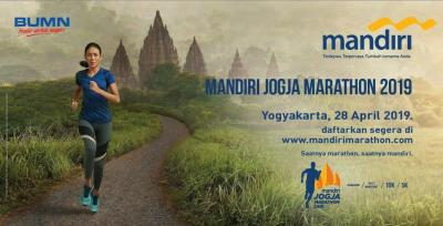 Memperkenalkan Pariwisata melalui Mandiri Jogja Marathon 2019