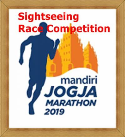 Jogja Marathon 2019: Sightseeing Race Competition