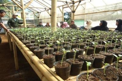 Mengisi Libur dengan Belajar dan Berkeliling Seharian di Oisca Training Center Sukabumi