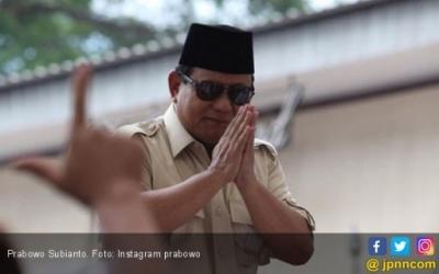 Surat Wasiat Prabowo, Menolak Pemilu dan Sumpah Tetes Darah Terakhir