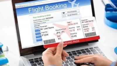 Tiket Pesawat yang Tidak Benar-benar Turun