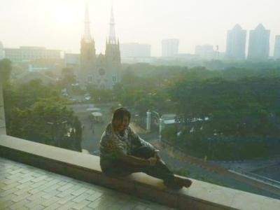 I'tikaf di Istiqlal, Wisata Spiritual Lintas Iman Kala Ramadan
