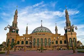 Wisata Religi di Masjid Islamic Center Samarinda