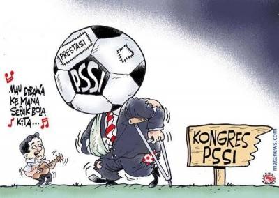 Pekerjaan Berat PSSI Selaku Operator Liga