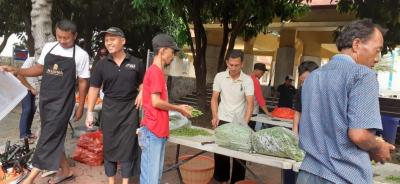 Mau Buka Puasa yang Halal dan Higienis? ACT Sediakan 1000 Porsi Makanan Gratis di Masjid JIC