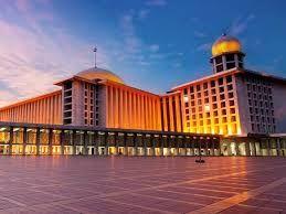 Masjid Istiqlal sebagai Wisata Religi Utama Saat Ramadan