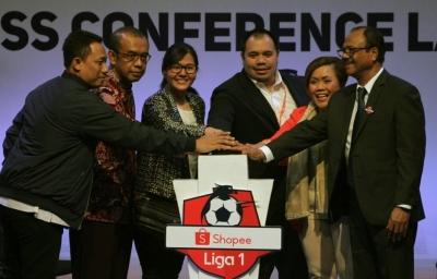 Liga 1 Mulai Bergulir, Elang Jawa Terbang di Langit Maguwoharjo