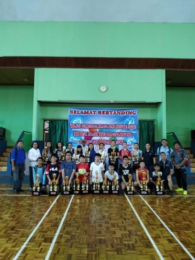 O2SN Tingkat SMPK 6 Penabur Jakarta 2019