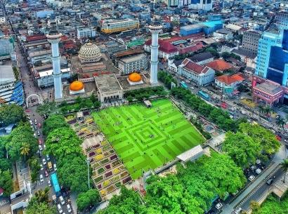 Wisata Ramadan, Masjid Raya Bandung, dan Kenyamanan