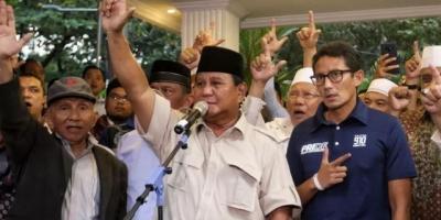Cek Data dan Fakta Deklarasi Pemilu Curang Prabowo