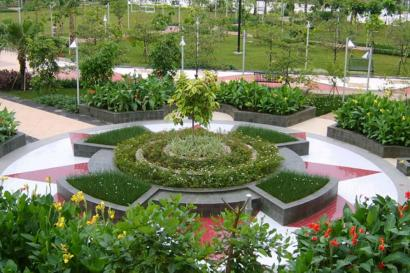 Mau Wisata Murah Meriah, ke Taman Aja lah