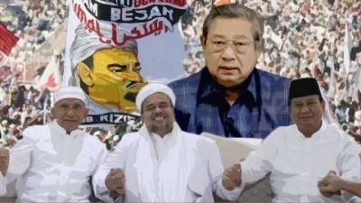 Soekarno Berwasiat kepada Tan Malaka, Kepada Siapa Testamen Politik Prabowo? Amien Rais atau Rizieq Shihab?
