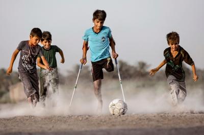 Korban Anak-anak Lebih Banyak dalam Perang