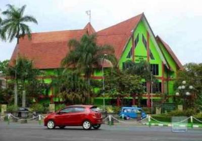 Perpustakaan Kota Malang, Pilihan Wisata Menawan Saat Ramadhan