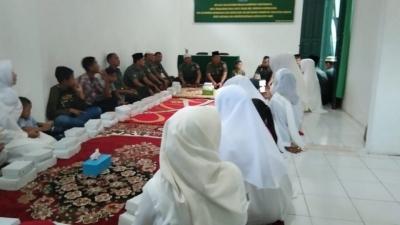 Jalin Kekompakan Satuan, Koramil 03/Loa Janan Gelar Buka Puasa Bersama