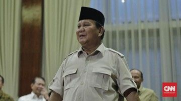 Prabowo Terbang ke Brunei, Ada Hubungannya dengan Wasiat?