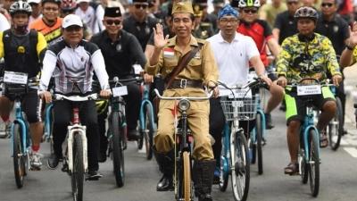 Balada Rantai Sepeda Jokowi
