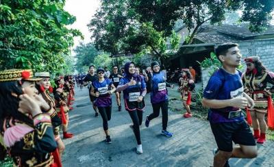 MJM 2019, Berlari untuk Mencintai Lingkungan dan Budaya