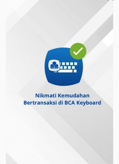 Transfer Antiribet Pakai BCA Keyboard