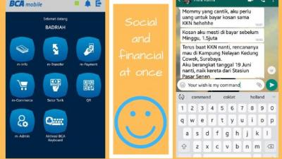 Social-Finansial Layanan Two-in-One dari BCA