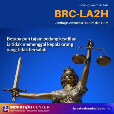 BRORIVAI Center Makassar Membentuk Lembaga Advokasi Hukum dan HAM