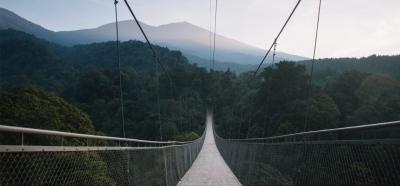 Jatuh Cinta dengan Keindahan Situ Gunung