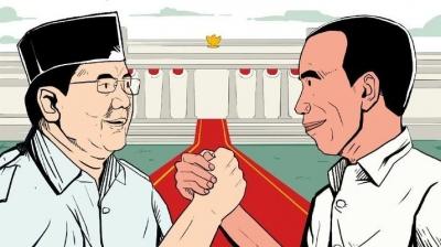 Jokowi Vs Prabowo, Menurutmu, Siapa yang Bakal Jadi Presiden Indonesia?
