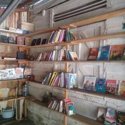 Cerpen | Perpustakaan di Kampung Halaman