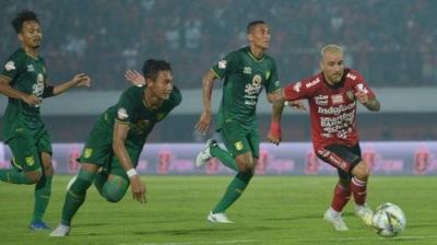 Hasil Akhir Persebaya vs Kalteng Putra
