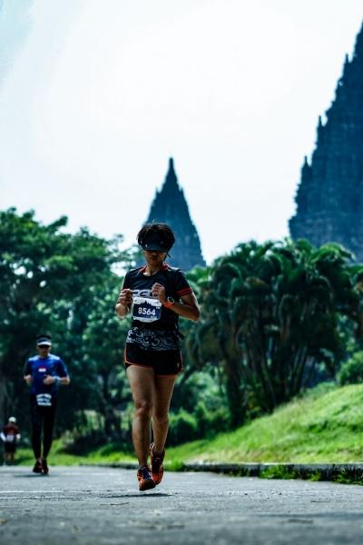 Jatuh Cinta di Mandiri Jogja Marathon 2019