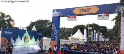 Mandiri Jogja Marathon 2019 Kenalkan Budaya Lokal Lebih Luas