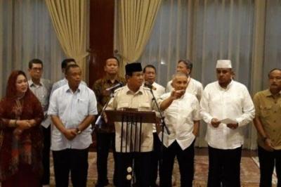 Prabowo Juara Dua