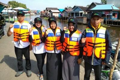 Mengabdi di Nusantara Sehat, Tempatnya Anak Negeri Membingkai Cerita