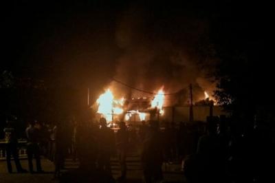 Kerusuhan dan Kebakaran Rutan Siak