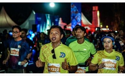 """""""Tour de Candi"""" a la Mandiri Jogja Marathon"""