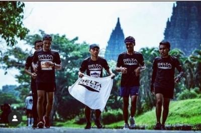 FM 42KM Mandiri Joja Marathon 2019, Sakit... tapi Mau Lagi