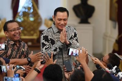 AHY dan Politikus Muda, Belajarlah dari Prabowo!