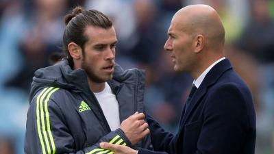 Rencana Zinedine Zidane dan Masa Depan Gareth Bale di Real Madrid