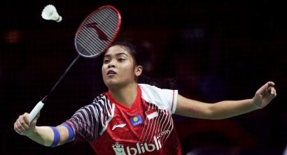 Indonesia Lolos ke Perempat Final Piala Sudirman 2019