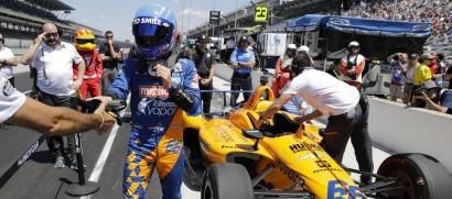 Fernando Alonso Gagal Mengikuti Gelaran Indy 500 Tahun Ini