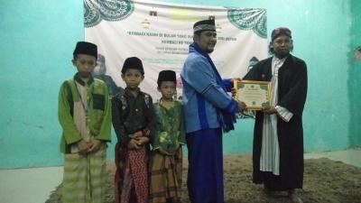 Laskar Macan Ali Tangerang Raya Sahur bersama 2500 Yatim dan Syiar Kebudayaan