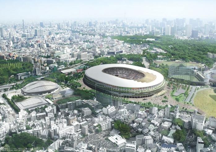 Mata Dunia Akan Fokus ke Sendagaya untuk Olimpiade 2020 yang Ramah Disabilitas