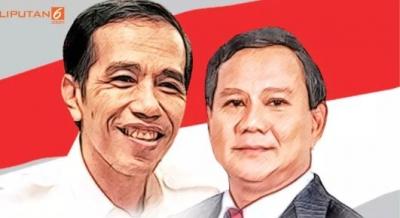 Hanya Pak Prabowo dan Pak Jokowi yang Mampu Dinginkan Suasana