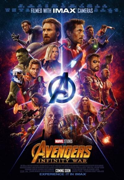"Resensi Film ""Avengers: Infinity War"" (2018)"