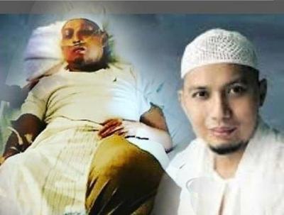 Uztadz Arifin Meninggal Dunia di Penang